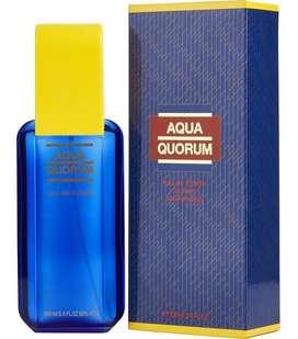 Perfume Antonio Puig Aqua Quorum 100ml Hombre Eros
