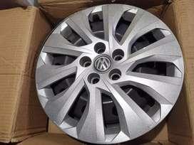 Rin 15    5 x 100 con tapas  Volkswagen polo