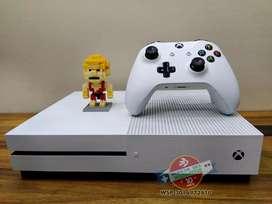 Xbox One S 1Tb blanco USADO