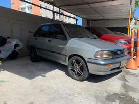 Ford Festiva 1998
