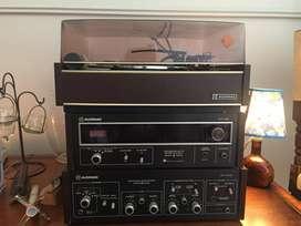 Bandeja Amplificador Audinac
