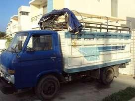 Vendo Camión Nissan Cavall