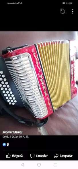 Clases de acordeón percucion vallenata