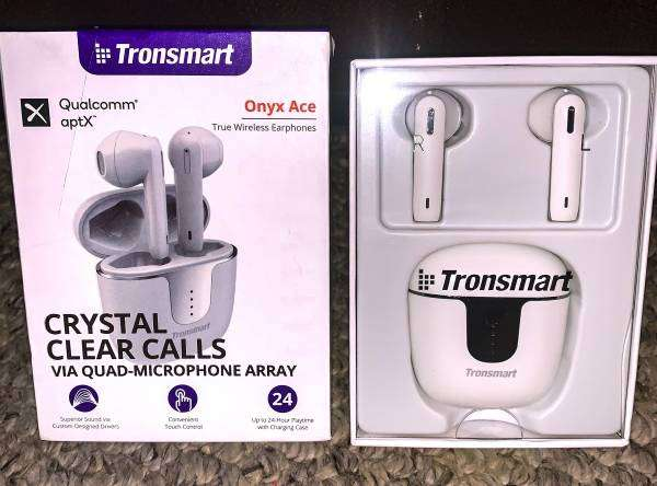 Audifonos earbuds TRONSMART Onyx Ace 0