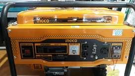 Generador a gasolina 3000w ingco