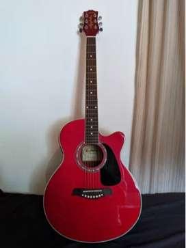 Guitarra Electroacustica G.Shelter