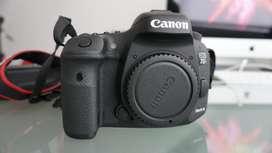 Canon 7d Mark Ii Cuerpo