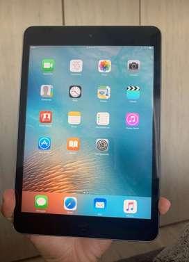 Ipad mini 1 de 16gb wifi modelo A1432 libre de ciloud $300 para hoy