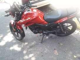 moto hero 150cm