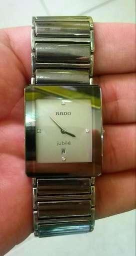 Reloj Rado Jubilé, Unisex, Original Swiss Made, Importado, Uso Normal, Estado Excelente 9.5 de 10