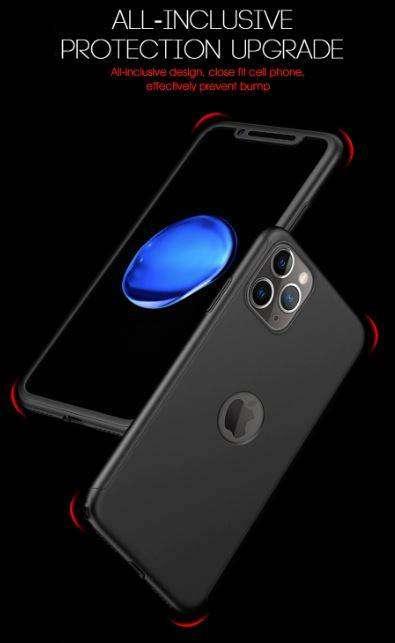 Estuche 360 de lujo iPhone 11 / 11 Pro /11 Pro Max 0