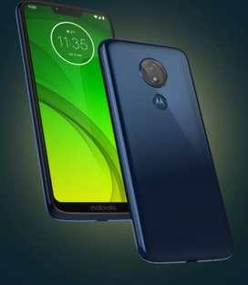 Vendo celular con un mes de uso marca Motorola 7 power modelo 2020 en perfecto estado