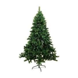 Arbol de navidad Santini 6 pies en excelente estado