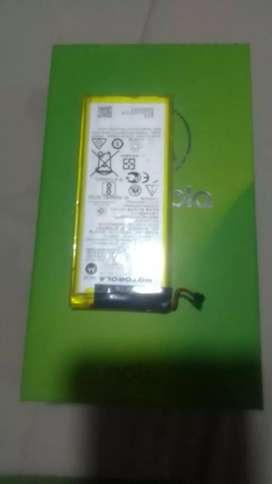 Batería para Motorola g6 original