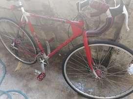 Vendo casa en bicicleta en 80 dolares