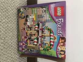 LEGO Amigas Pizzería de Heartlake