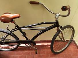 Bici playera excelente