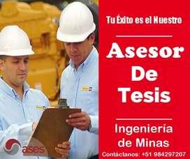 ASESORÍA DE TESIS CAJAMARCA