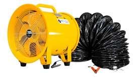 Extractor Ventilador Axial Portatil Efh-20 Ex