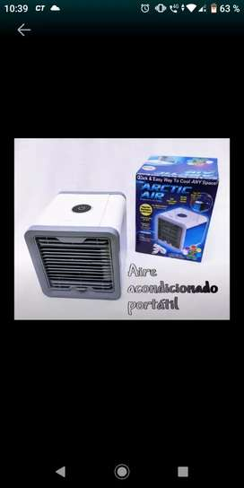 Se vende aire acondicionado portatil