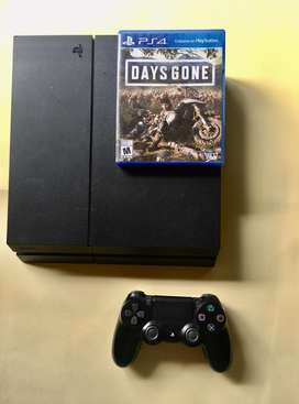 (NO PERMUTO) VENDO PS4 - Play 4 -Playstation 4