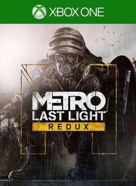 Metro Last Light Xbox One