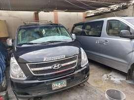 hyundai h1 2011,f/equipo,petrolero,12 asientos,lunas electricas mecanico,aros de magnesio$11200.