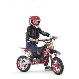 Moto a Gasolina para ninos motor 49cc de 2 tiempos