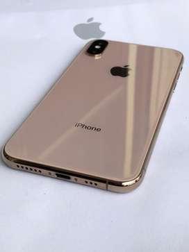 Iphone xs 64 gb - libre - perfecto estado