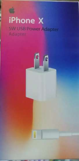 Cargador Original iPhone cubo óriginal