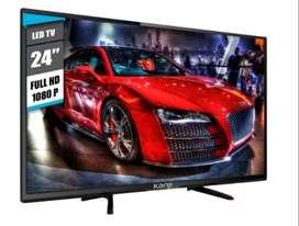 MONITOR TV LED 24 PULG KNJ FHD DIGIOFERTAS WEB PLANES AHORA 12 18 ENVIOS OCA SUC O DOM TODO ARG GARANTIA FACTURA A o B