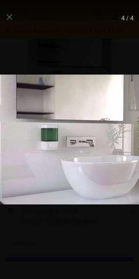 Dispensador de jabón-gel