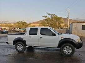 Venta de camioneta Nissan frontier 4x4 full