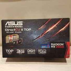 Placa De Video Asus R9-280X