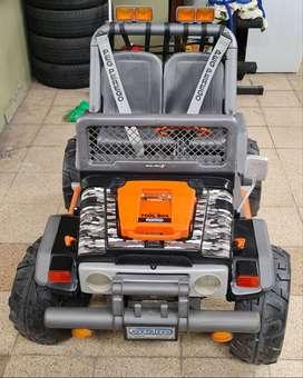 Vendo Jeep Electrico PEG-PEREGO GAUCHO