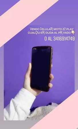 Vendo Motorola z2 play  urgente