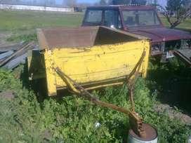 caja de carga chevrolet apache