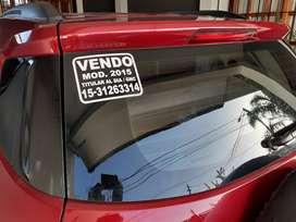 Ford Ecospórt 2015 SE 1.6 Con GNC