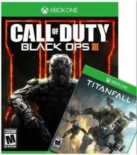 Call of Duty Black ops 3 Titanfall 2 DGT