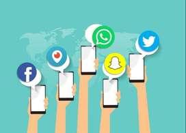 Diseño web y manejo de redes sociales