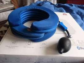 Cuello cervical potable...portable cervical traction