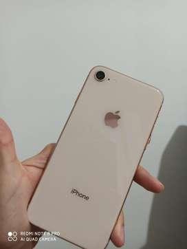Se vende iphone 8