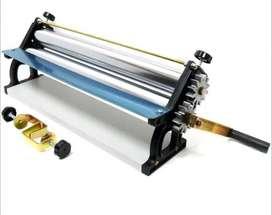 Laminadora Sobadora Manual Manivela 40 Cm Engranajes de Aluminio