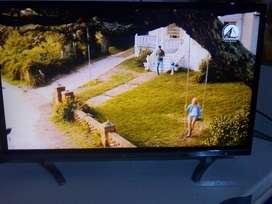 Tv LED 32 pulgadas con control