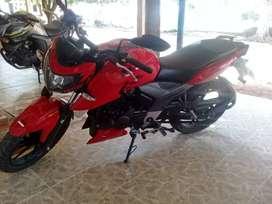 Vendo Moto TVS -  Apache RTR 160 2020