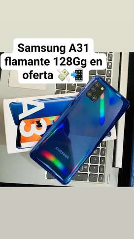 Samsung A31 128Gg flamante