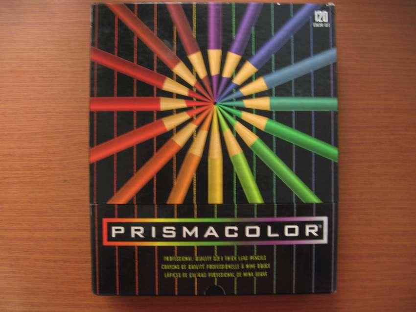 Juego completo de 120 colores Prismacolor 0