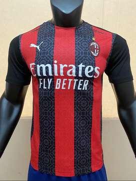Camiseta local del Milan 20/21 Versión jugador