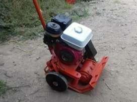 Plancha compactadora  motor honda gx270 9hp potencia