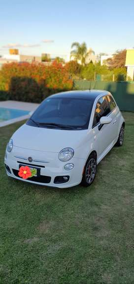 Fiat 500 Sport 2014